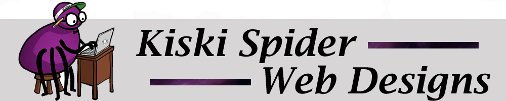 Kiski Spider Web Designs